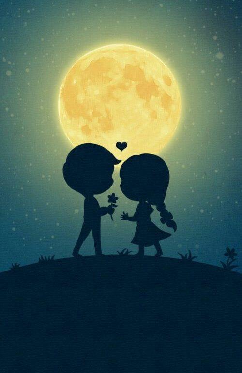 Красиві побажання на добраніч, спокійної ночі коханій дівчині українською